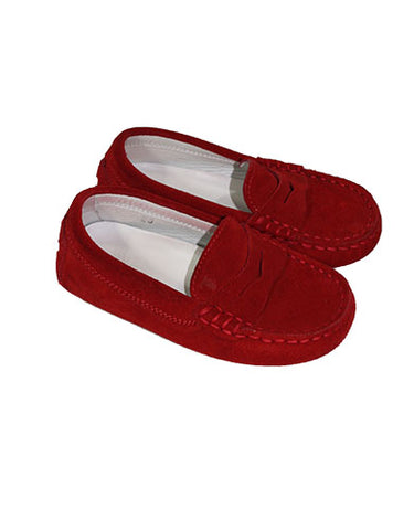 Tod's Gommino Suede Driving Loafers - 23IT/7US - Tristyn's Closet