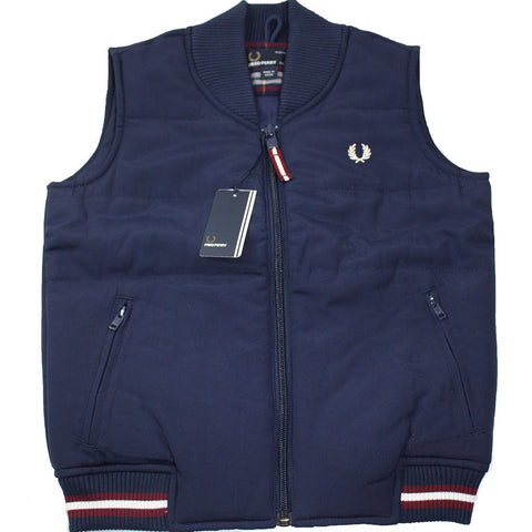 Fred Perry Nylon Vest - Size: 5-6 Years - Tristyn's Closet