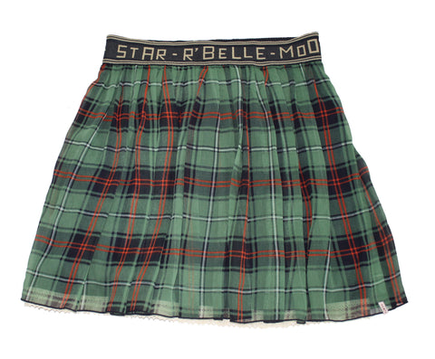 Scotch R'Belle Plaid Skirt - Size: 16 - Tristyn's Closet