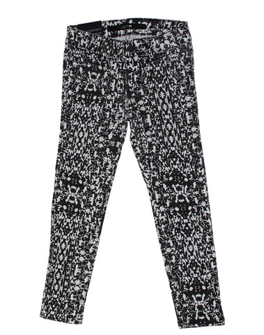 Joe's Jeans Kids Black & White Jegging - Size: 5 - Tristyn's Closet