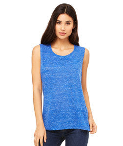 Flowy Scoop Muscle Tank for Women