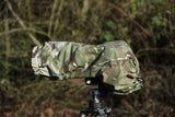 For Canon lens range SET  Waterproof Multi Camo Camera Lens Cover & CAP