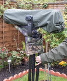 Shoulder Pad Woodland Camo Tripod support, Large Tripod Gitzo Series/Benro or any other large makes