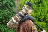 SHOULDER PAD Support For Monopod, can be used with a Fixed or Tilt Plate Mount, True Timber 500D