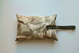 Camera Bean Bag Filled medium size Desert Camo, Size M - 35 cm x 22 cm or 9 x 14 inch
