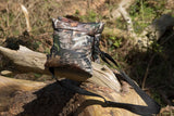 Waterproof Medium Double Filled/Unfilled CAMERA BEAN BAG TRUE TIMBER KANATI Camo 500D Cordura