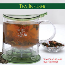 Load image into Gallery viewer, Ideal Loose Tea Infuser & Coffee Brewer - Bottom Dispensing!