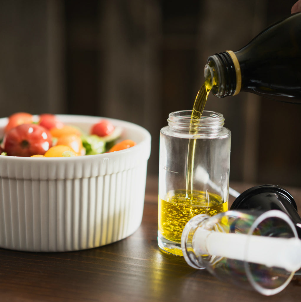 Glass Olive Oil Misting Sprayer