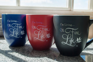 WHOLESALE Mugs - 12 units @$7 each
