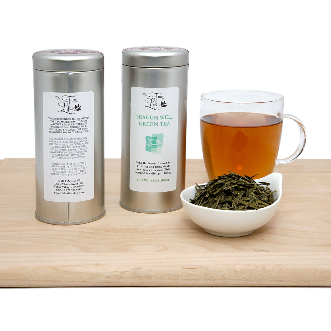 Loose Leaf Green Tea - Dragon Well