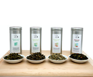 WHOLESALE Teas - Single Flavors - 12 Tins @ $5 each