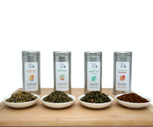 Load image into Gallery viewer, WHOLESALE Teas - Single Flavors - 12 Tins @ $5 each