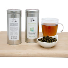 Load image into Gallery viewer, CLICK HERE to see our Gourmet Loose Leaf GREEN Teas