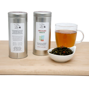 CLICK HERE to see our Gourmet Loose Leaf GREEN Teas