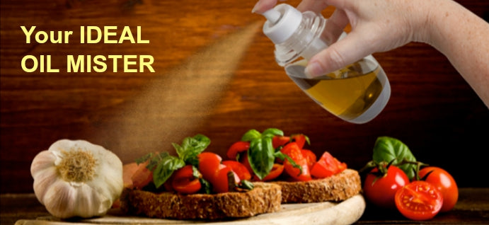 The Ideal Olive Oil Spray Misters