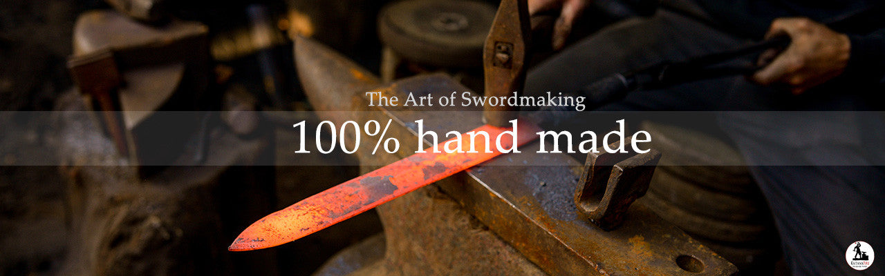 Katanafire.com - The Art of Handmade Swords