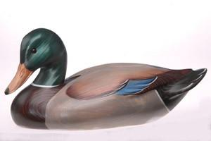 Decoys and Wood Carvings