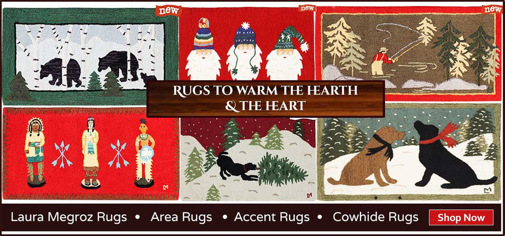 Laura Megroz rugs