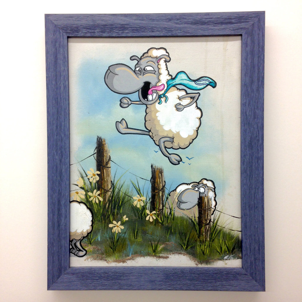 "Kevin T. Varner ""Silly Sheep"""