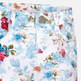 Flower Print Jeggings - Paparazzi