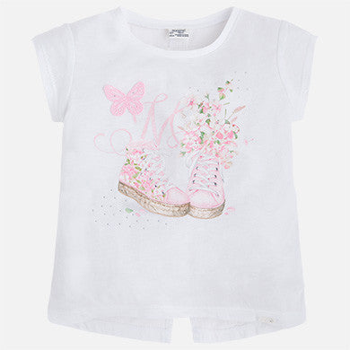 Cute Sneakers T-shirt - Paparazzi