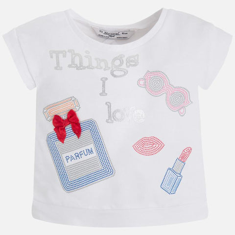 Things I love Tee - Paparazzi