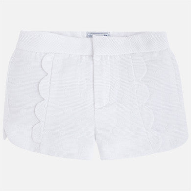 Spotted Pique Shorts - Paparazzi
