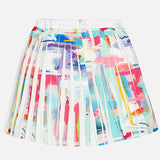 Sour Apple Pleated Skirt - Paparazzi