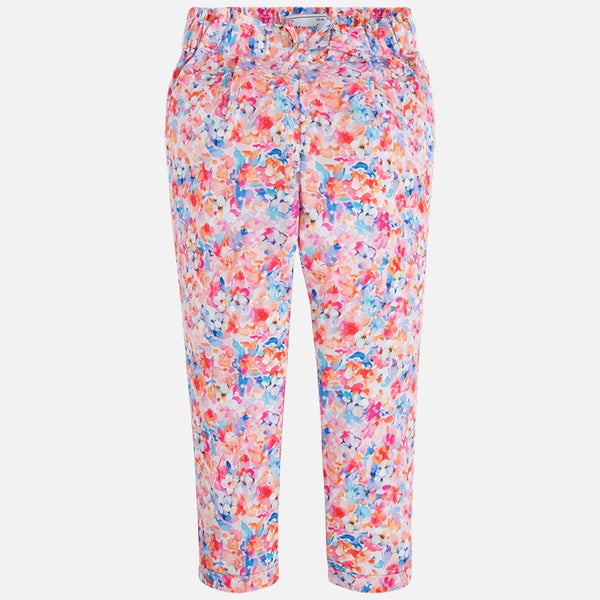 Silky Flower Trousers - Paparazzi
