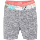 Grey Cycle Shorts - Paparazzi