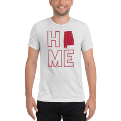 Alabama Home Triblend T-Shirt