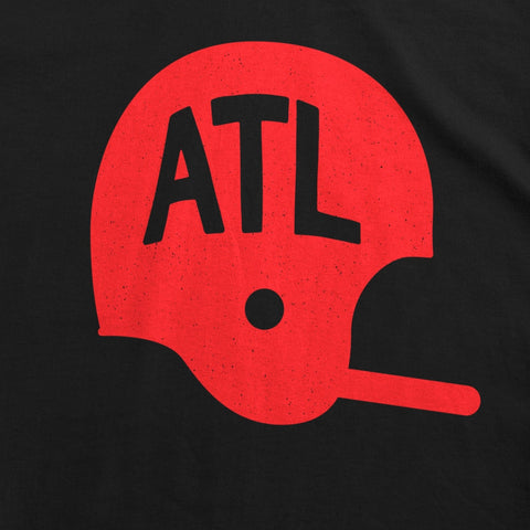 ATL Football Helmet Kids T-Shirt