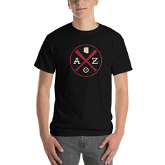 Arizona Crossed Baseball Bats T-Shirt