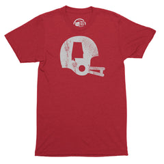 Alabama Football State T-Shirt - Citizen Threads Apparel Co. - 1