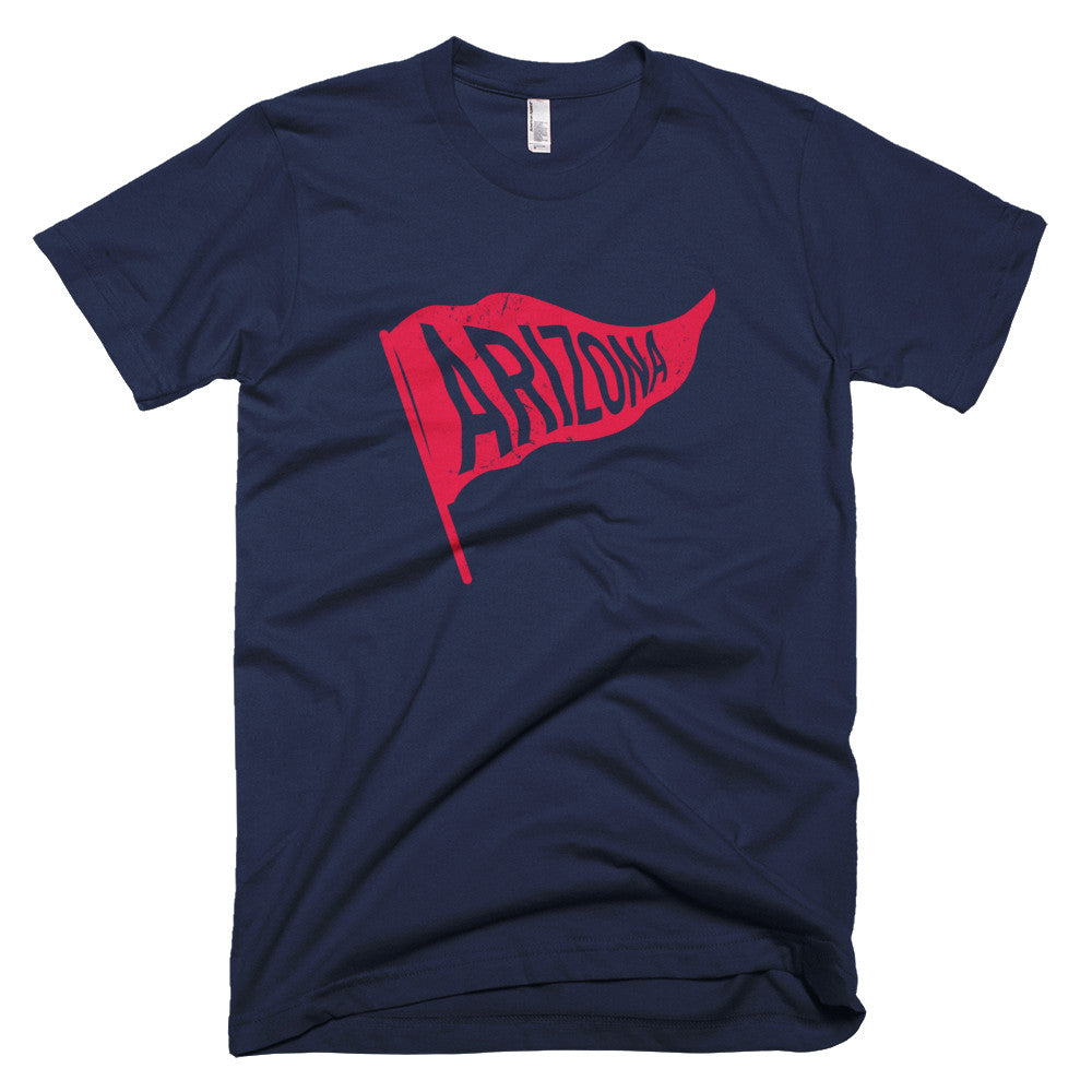 Arizona Vintage State Flag T-Shirt - Citizen Threads Apparel Co.
