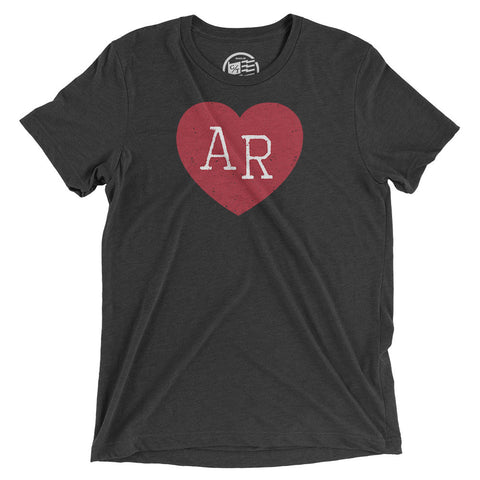 Arkansas Heart T-Shirt - Citizen Threads Apparel Co. - 2