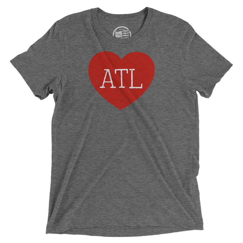 Atlanta Heart T-Shirt - Citizen Threads Apparel Co. - 4