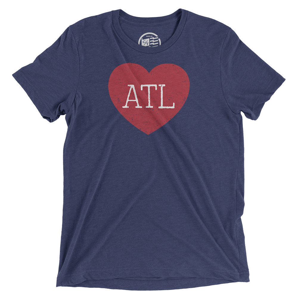 Atlanta Heart T-Shirt - Citizen Threads Apparel Co. - 2