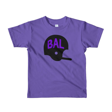 BAL Football Helmet Kids T-Shirt