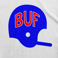 BUF Football Helmet Kids T-Shirt