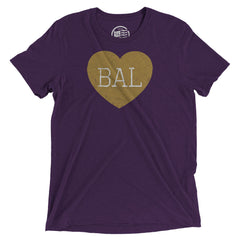 Baltimore Heart T-Shirt - Citizen Threads Apparel Co. - 3
