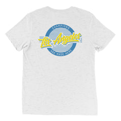 Los Angeles Retro Circle T-Shirt