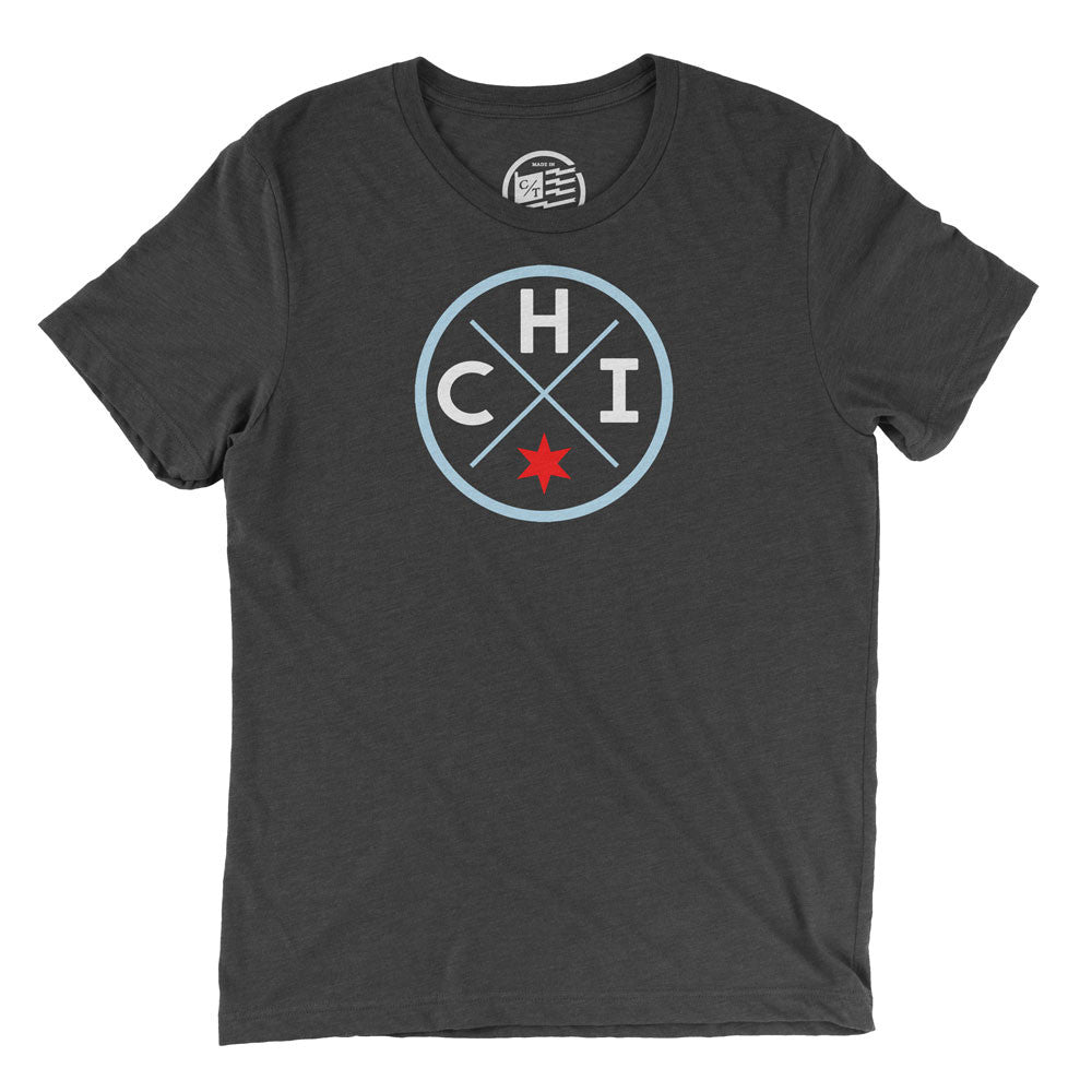 Chicago Crossroads T-Shirt - Citizen Threads Apparel Co. - 1