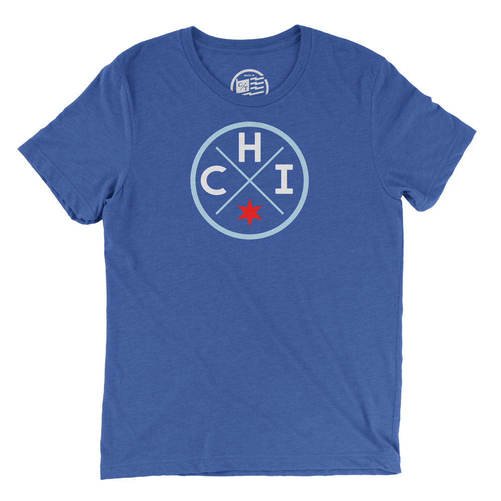 Chicago Crossroads T-Shirt - Citizen Threads Apparel Co. - 3