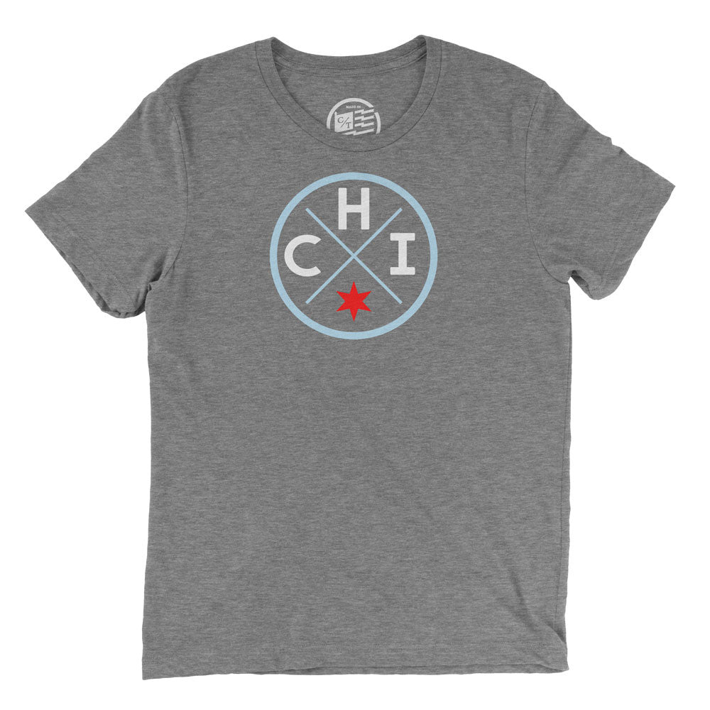 Chicago Crossroads T-Shirt - Citizen Threads Apparel Co. - 2