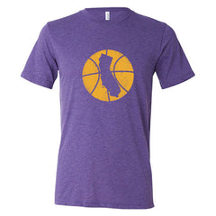 California Basketball State T-Shirt - Citizen Threads Apparel Co. - 3