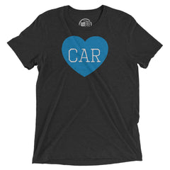 Carolina Heart T-Shirt - Citizen Threads Apparel Co. - 1