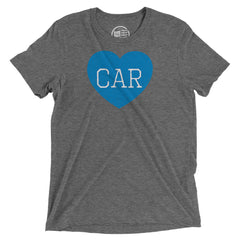 Carolina Heart T-Shirt - Citizen Threads Apparel Co. - 3