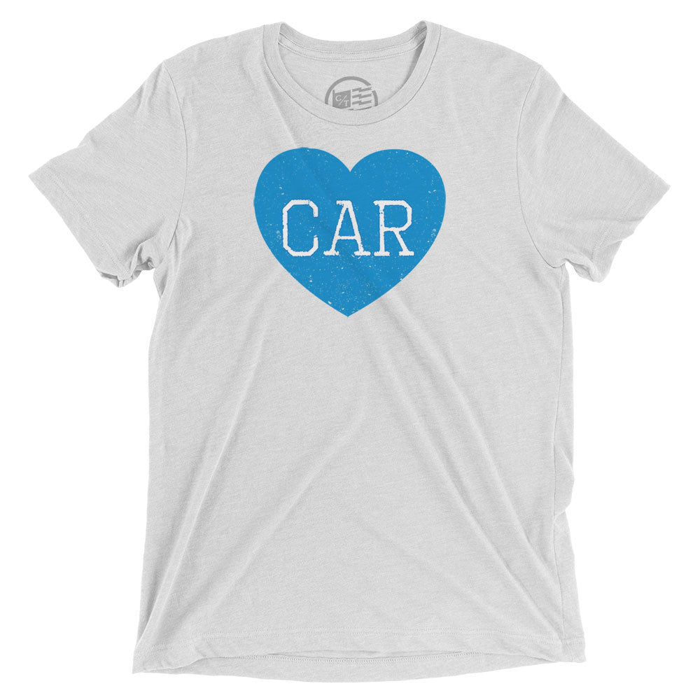 Carolina Heart T-Shirt - Citizen Threads Apparel Co. - 2