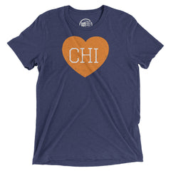 Chicago Heart T-Shirt - Citizen Threads Apparel Co. - 3
